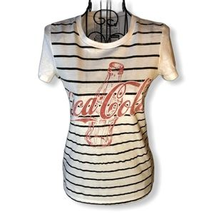 Coca-Cola Recycled Materials Short-sleeve T-shirt